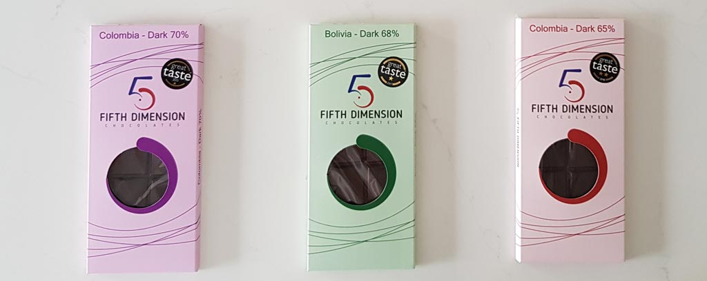Single origin Tablettes - Chocolate bars made from fine-flavour cacao
