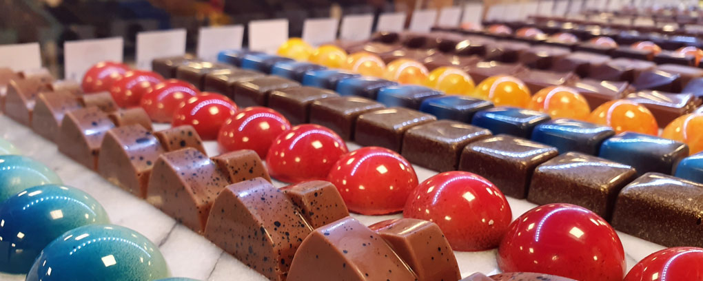 Personal Selection - Your own tailor-made chocolate journey