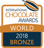 International Chocolate Awards 2018 World Final - Bronze award