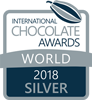 International Chocolate Awards 2018 World Final - Silver award