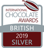 International Chocolate Awards 2019 British Silver Award