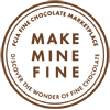 Make Mine Fine - a collective of chocolate makers and chocolatiers craft extraordinary products from premium chocolate and other natural ingredients from around the world.