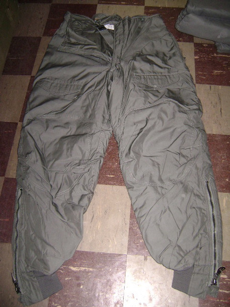 U.S.A.F. F1-B Lined Flight Trousers