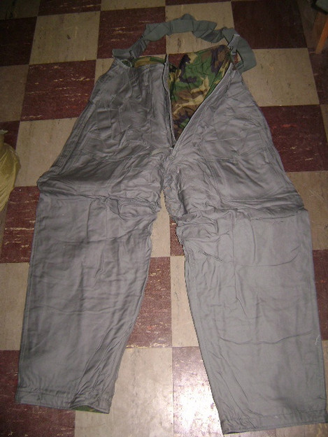 US Army Nylon Extreme Cold Weather Trousers