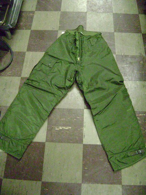 U.S.A.F. CWU 5/P Cold Weather Trousers, New