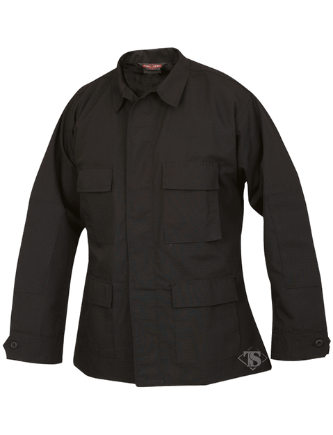 Men's Tru-Spec BDU Shirt (Black)