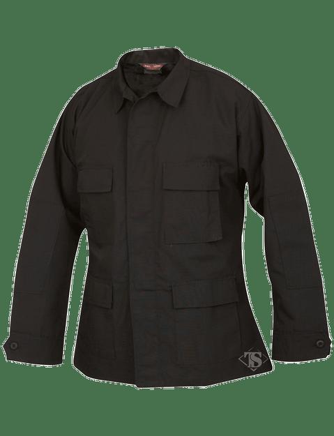 Men's Tru-Spec BDU Shirt (Black)