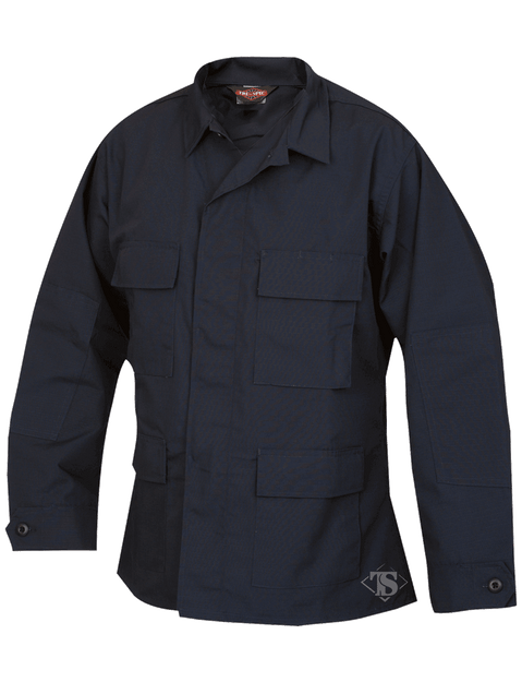 Men's Tru-Spec BDU Shirt (Navy Blue)