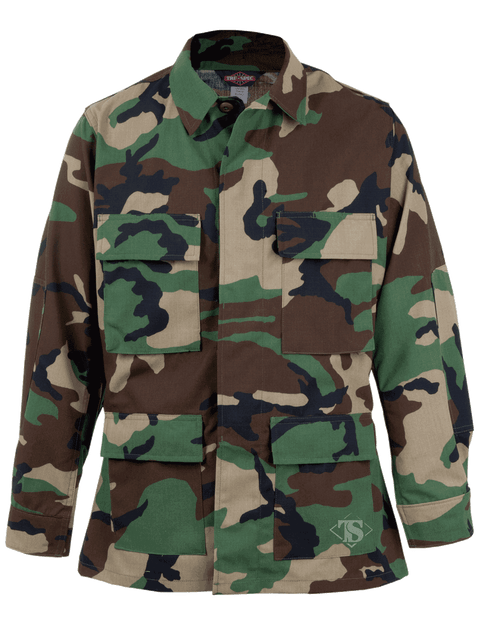Men's Tru-Spec BDU Shirt (Woodland)