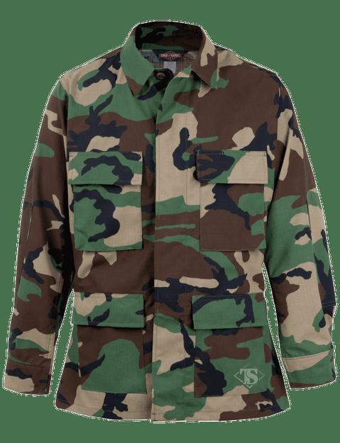 Men's Tru-Spec BDU Shirt (Woodland)