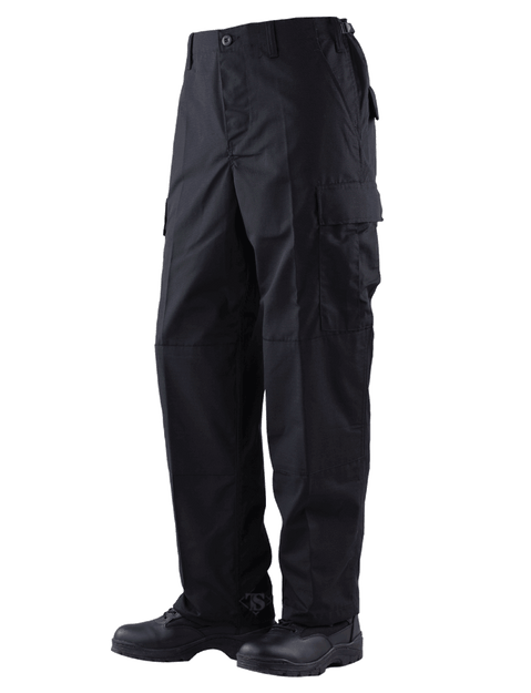 Men's Tru-Spec BDU Pants (Black)