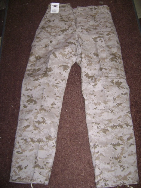 Tru-Spec Digital BDU Pants (Desert Digital)