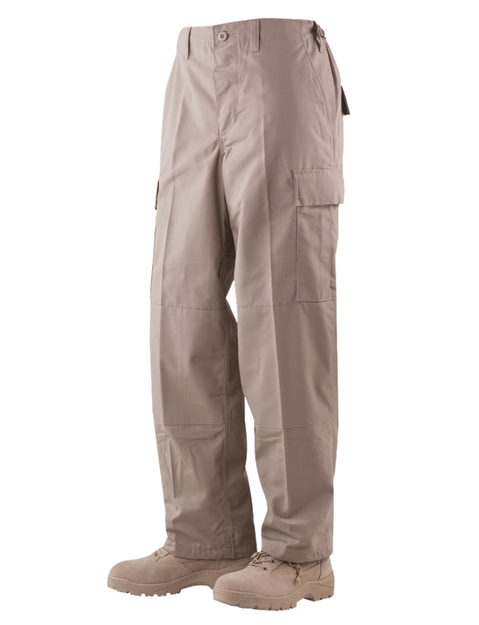 Men's Tru-Spec  BDU Pants (Khaki)