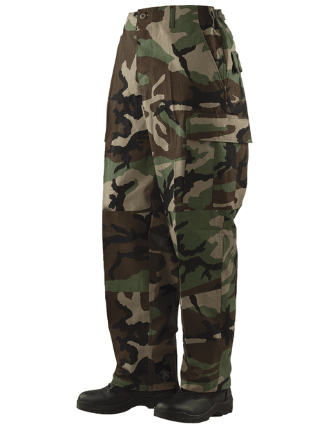 Men's Tru-Spec BDU Pants (Woodland)