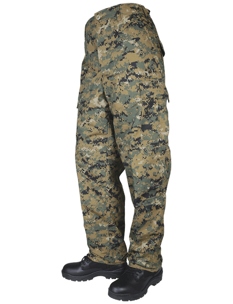 Men's Tru-Spec BDU Pants (Woodland Digital)