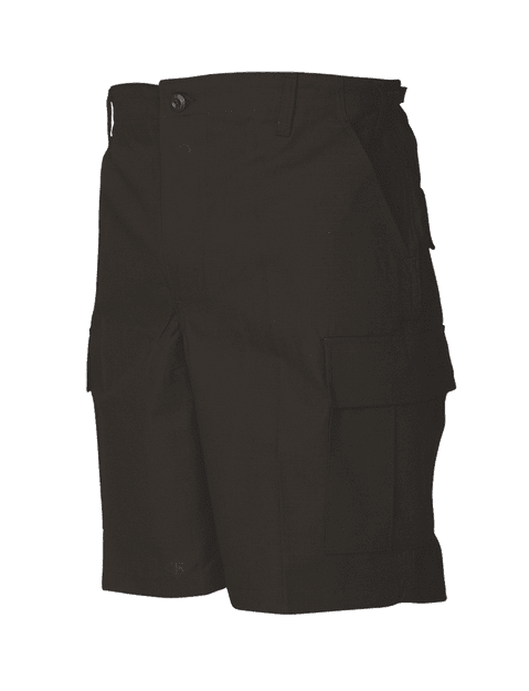 Men's Tru-Spec BDU Shorts (Black)