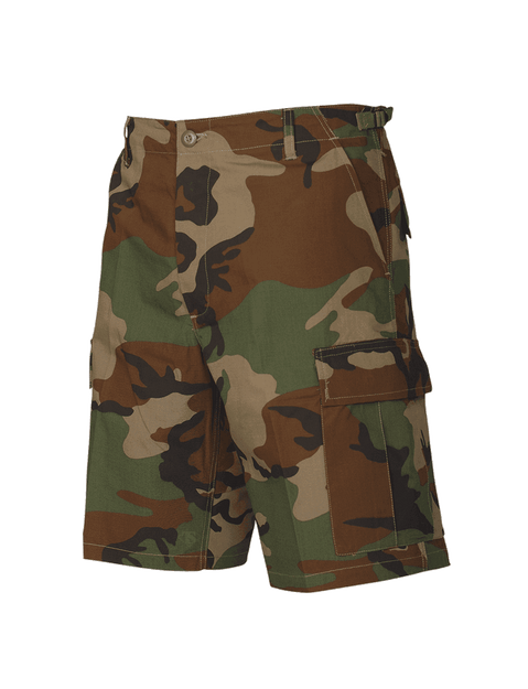 Men's Tru-Spec BDU Shorts (Woodland)