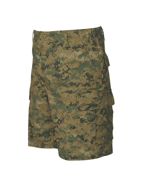 Men's Tru-Spec BDU Shorts (Woodland Digital)