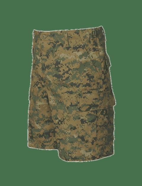 Men's Tru-Spec BDU Shorts (Woodland Digital)