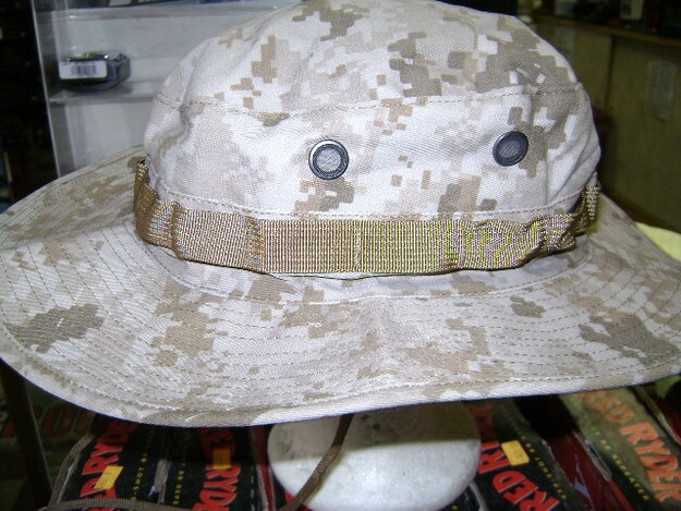 Tru-Spec Military Boonie Hat (Desert Digital)