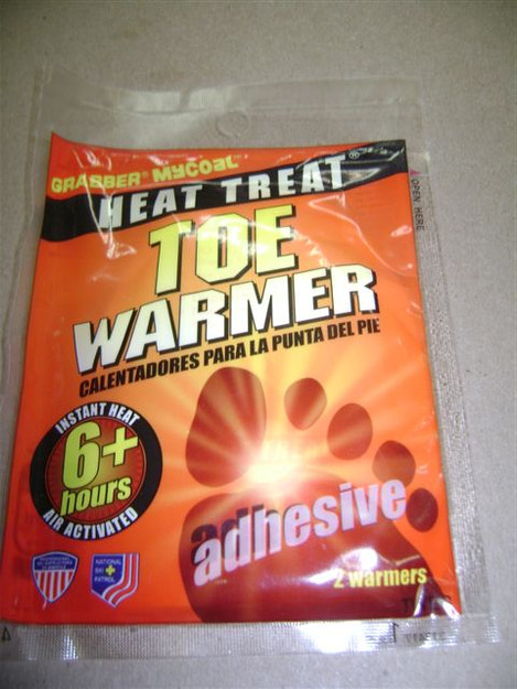 40-pack Toe Warmers