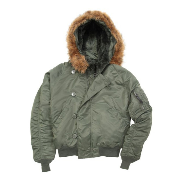 N2B Parka by Alpha Industries