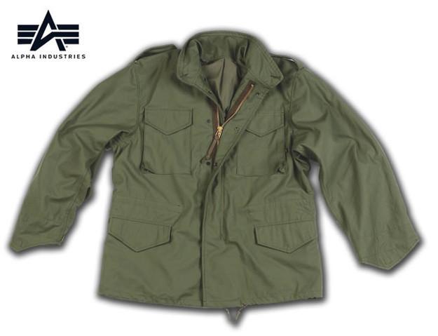 Alpha M-65 Field Coat (Jacket)