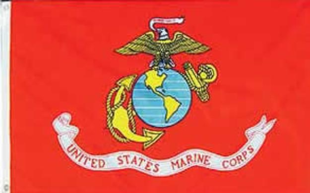 U.S. Marine Flag (2' x 3')