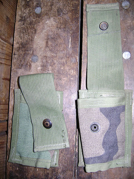U.S. Military MOLLE Grenade Pouch (single)