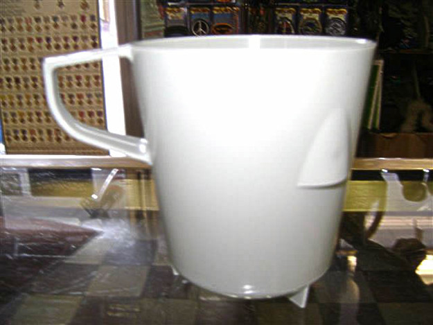 Bundeswehr 8 oz. Cup
