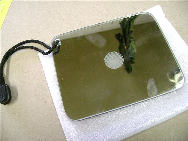 "5"" x 4"" Survival Signaling Mirror"