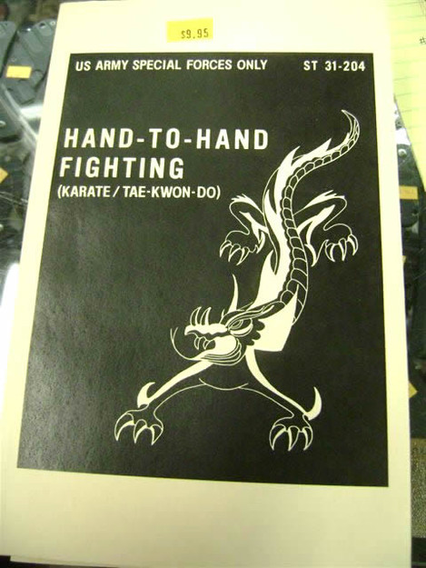 Hand-to-Hand Fighting ST 31-204