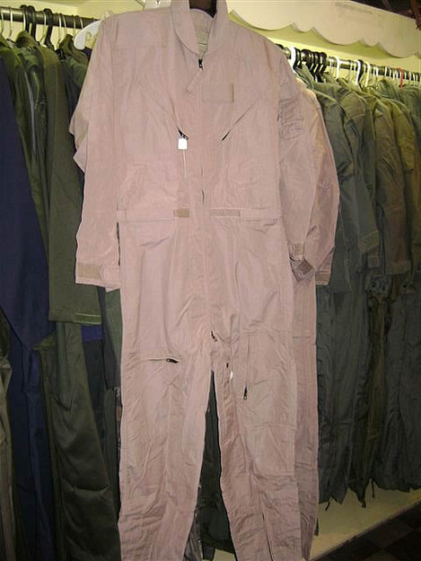 U.S. Military Nomex Flight Suit (TAN)