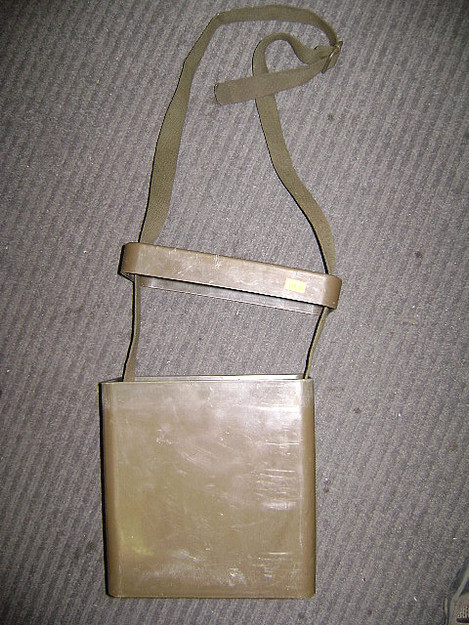 German Military Decontamination Kit (Empty)