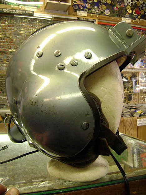 U.S. Military SPH-4 Flight Helmet