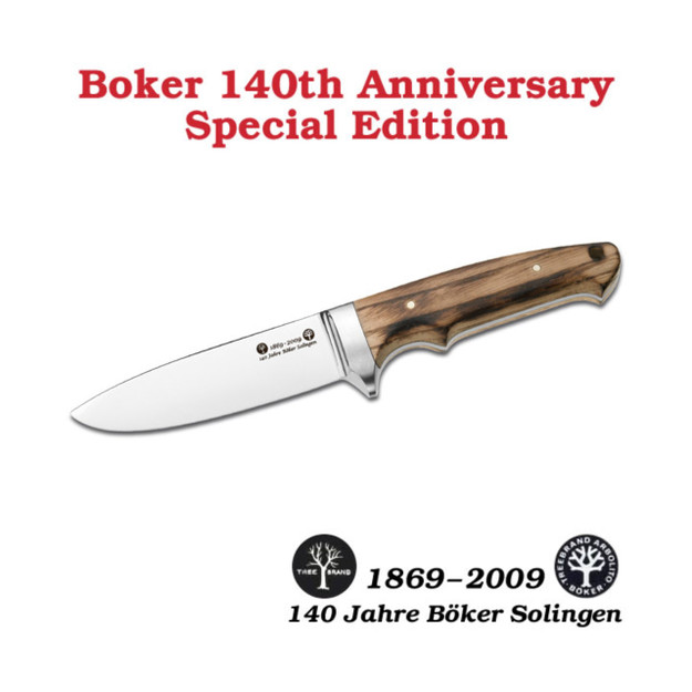 Boker Integral II Kastanie 140th Anniversary October Special Edition