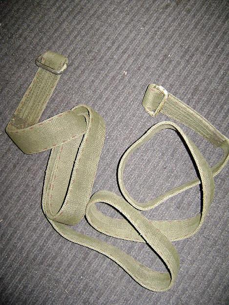 U.S. Military G.P. Cotton Strap (Single)