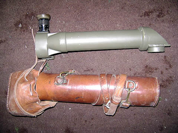 Swedish Military Zeiss Scope