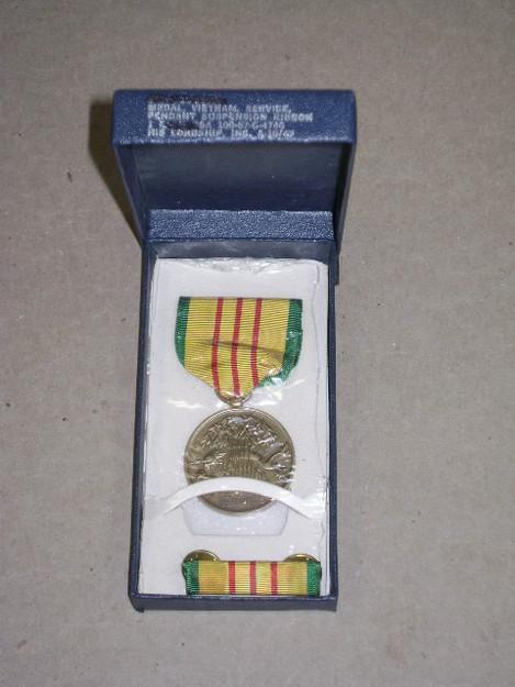 Vietnam Era Vietnam Service Medal