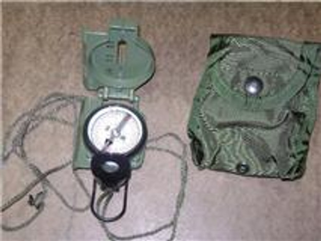 U.S. Military Magnetic Compass