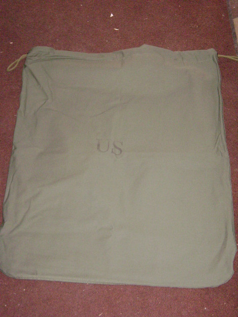 U.S. Military Laundry Bag/Barracks Bag