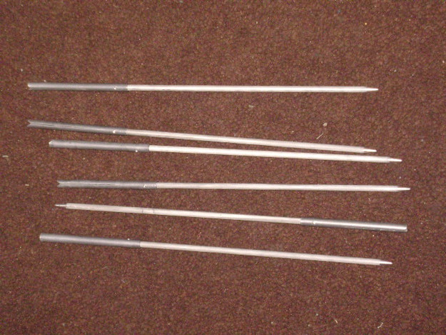 Swiss Military Aluminum Tent Stakes