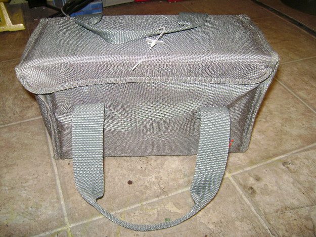 Fieldtex Nylon Fisherman's Bag