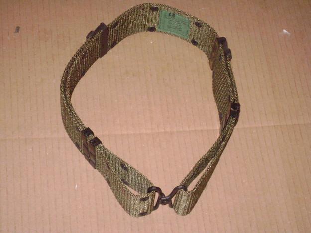 U.S. Military Vietnam Era Pistol Belt