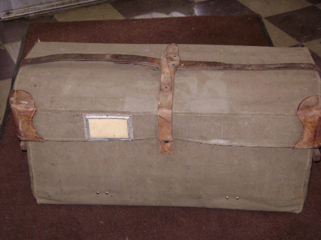 Swiss Military Officer's Suitcase