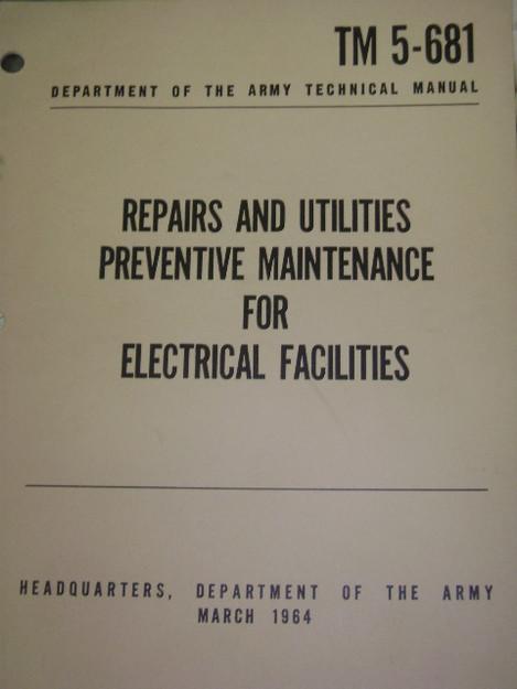 Repairs and Utilities Preventive Maintenance