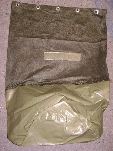 Polish Military Leopard Camo Duffle Bag