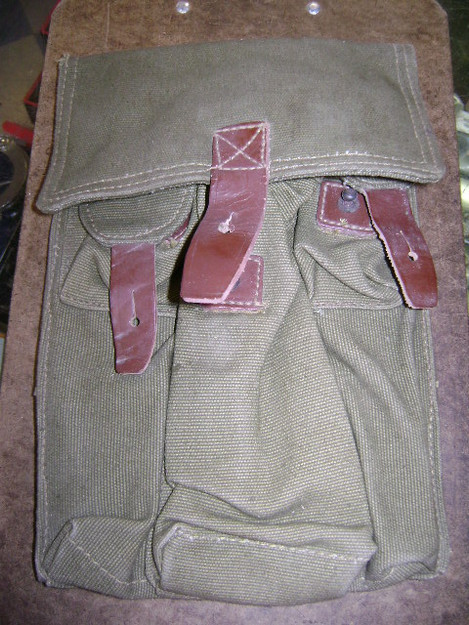 Chinese Military AK-47 Belt Pouches