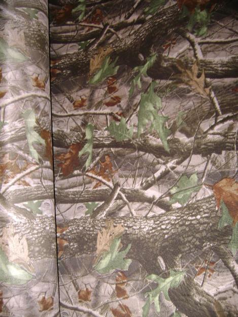 Realtree Hardwood Green Fabric