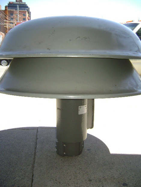 Swiss Military Air Raid Siren
